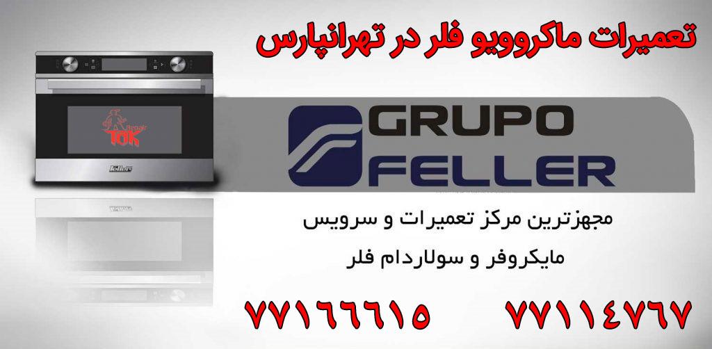 تعمیر ماکروویو فلر در تهرانپارس