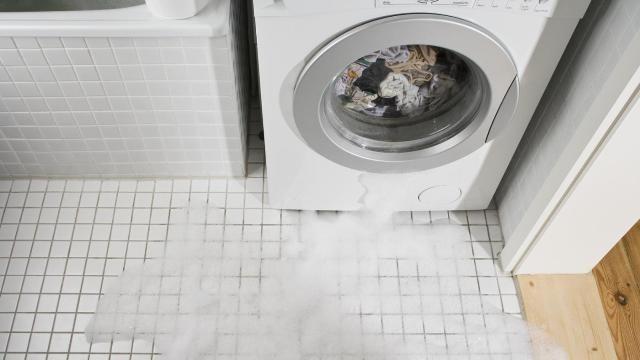 خطا یا ارور ماشین لباسشویی ارج