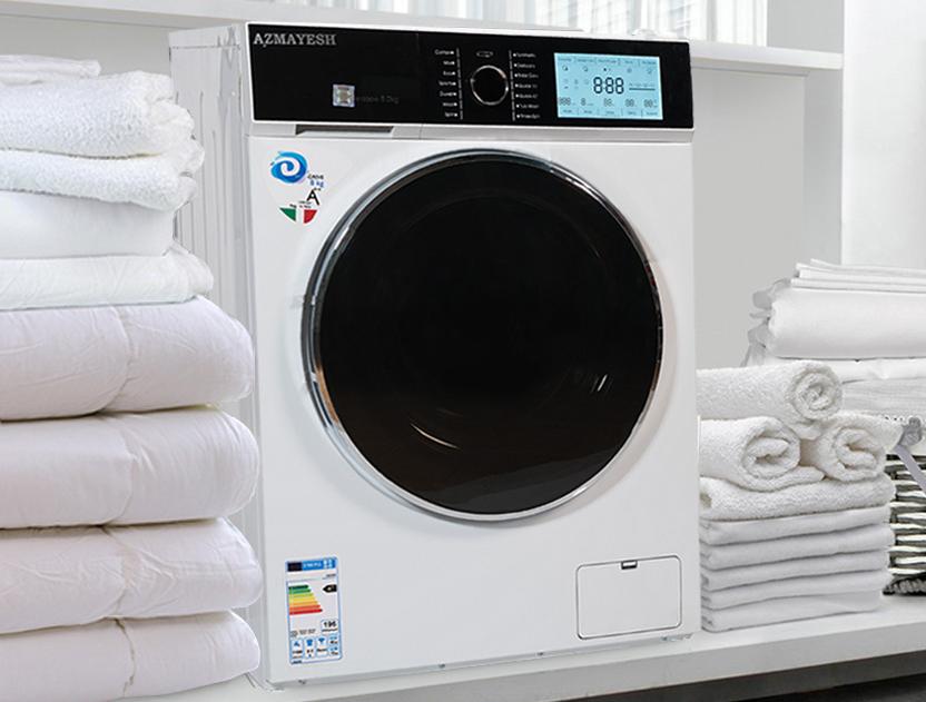 کدهای خطا یا ارور ماشین لباسشویی آزمايش